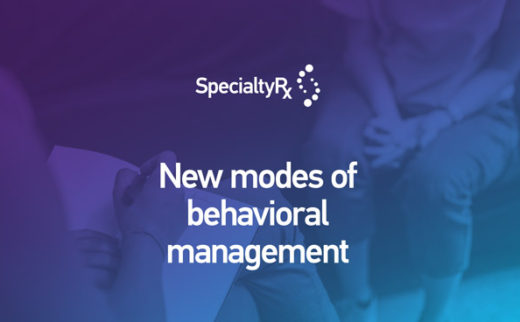 New modes of behavioral management