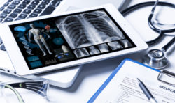 UPDATE: Telemedicine Case Study Your Long Term Pharmacy Partner SRXLTC.COM 866.773.2479 855.898.7549 Let us know online at SRXLTC.COM Back in 2015-2016, a skilled nursing facility in Brooklyn took part in a yearlong case study centered on telehealth and its impact on aſter-hours performance. Cobble Hill Health Center tracked both clinical and economic outcomes, concluding that their implementation of TripleCare technology was a resounding success. The 365-bed facility shared its findings in a report published by The American Journal of Managed Care. 313 Number of residents granted access to telemedicine-enabled covering doctors 259 Number of residents effectively treated onsite, representing 83% of all treated patients Number of individuals who avoided hospitalization thanks to aſter-hours telehealth treatment 91 Total residents who were transferred to a hospital despite on-demand telehealth access Estimated Medicare and other payer savings as a result of the facility's TripleCare tech Annual cost paid by CHHC for access to TripleCare's virtual physicians and other telehealth resources 54 $1.55M $60K Tracking Telemedicine CHHC, 2015-2016 *Visit