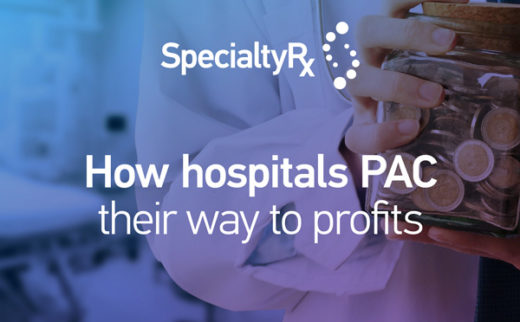 How hospitals PAC their way to profits